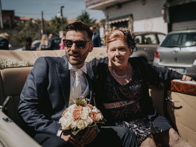 Il matrimonio di Giusy e Santo a Catania, Catania 28