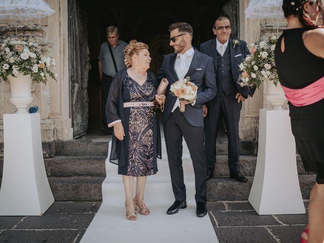 Il matrimonio di Giusy e Santo a Catania, Catania 29