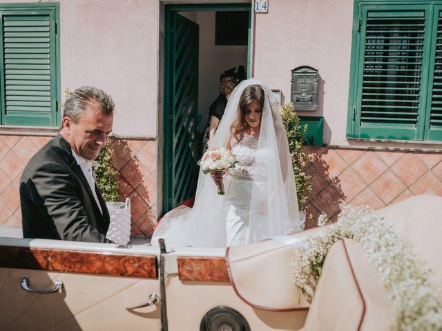 Il matrimonio di Giusy e Santo a Catania, Catania 30