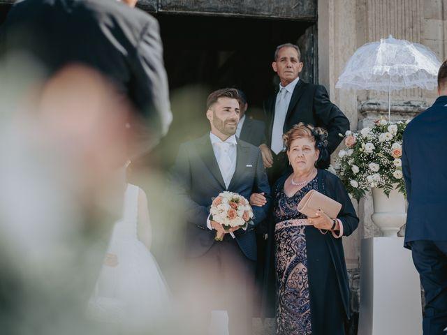 Il matrimonio di Giusy e Santo a Catania, Catania 31