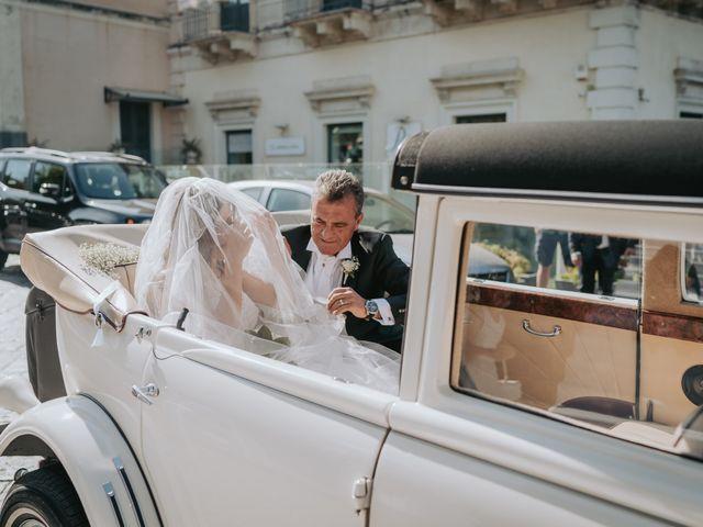 Il matrimonio di Giusy e Santo a Catania, Catania 32
