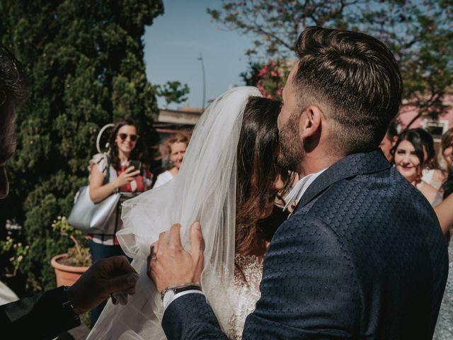 Il matrimonio di Giusy e Santo a Catania, Catania 35