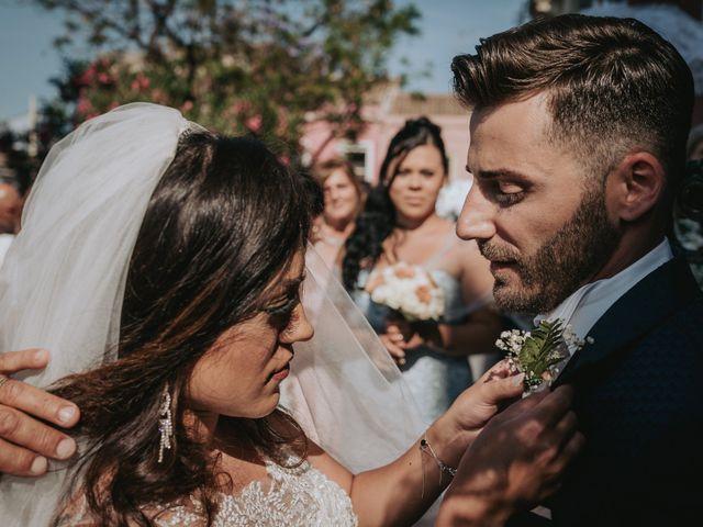 Il matrimonio di Giusy e Santo a Catania, Catania 36