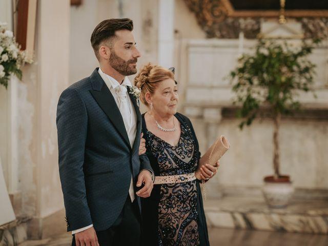Il matrimonio di Giusy e Santo a Catania, Catania 37