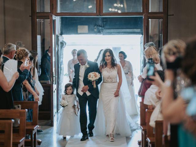 Il matrimonio di Giusy e Santo a Catania, Catania 38