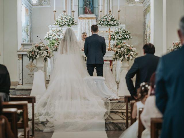 Il matrimonio di Giusy e Santo a Catania, Catania 40