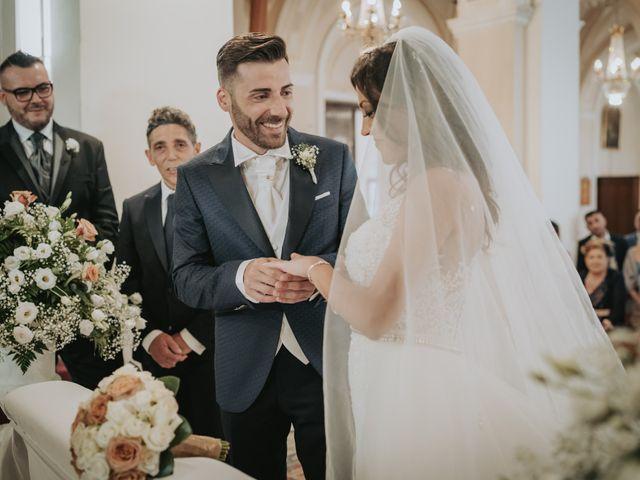 Il matrimonio di Giusy e Santo a Catania, Catania 43