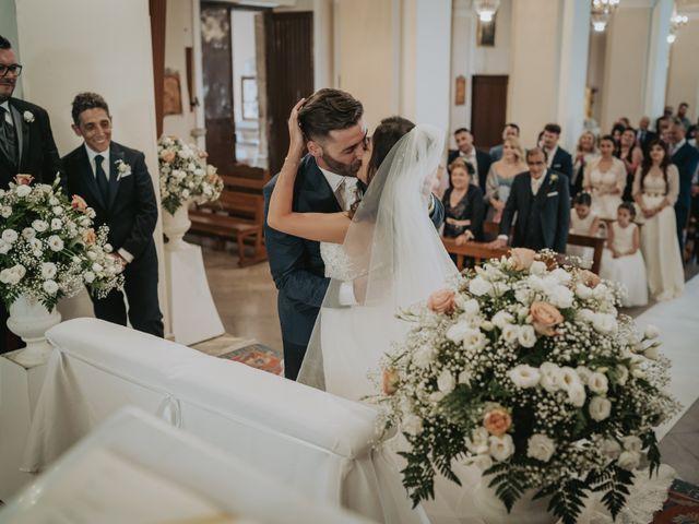 Il matrimonio di Giusy e Santo a Catania, Catania 45