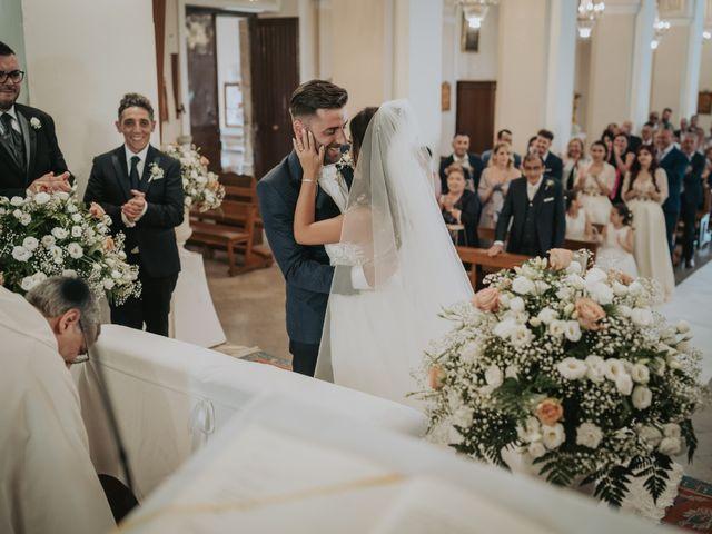 Il matrimonio di Giusy e Santo a Catania, Catania 46