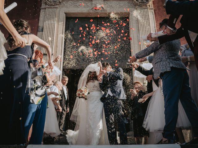 Il matrimonio di Giusy e Santo a Catania, Catania 47