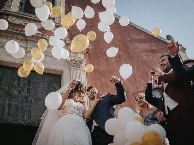 Il matrimonio di Giusy e Santo a Catania, Catania 48