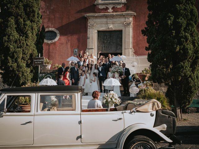 Il matrimonio di Giusy e Santo a Catania, Catania 50