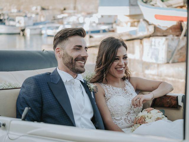 Il matrimonio di Giusy e Santo a Catania, Catania 52