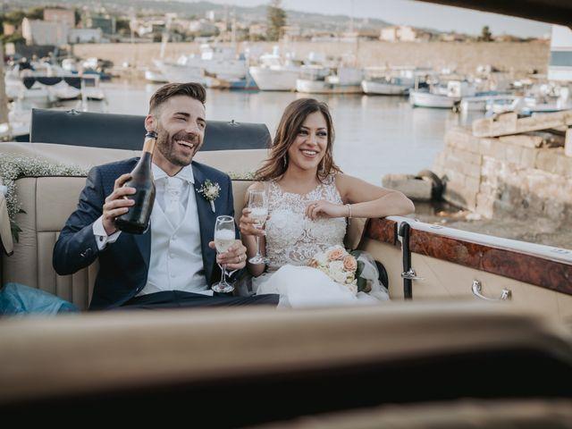 Il matrimonio di Giusy e Santo a Catania, Catania 53