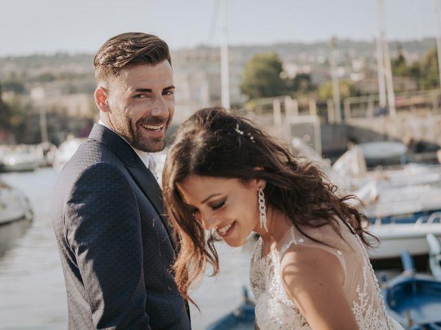 Il matrimonio di Giusy e Santo a Catania, Catania 55