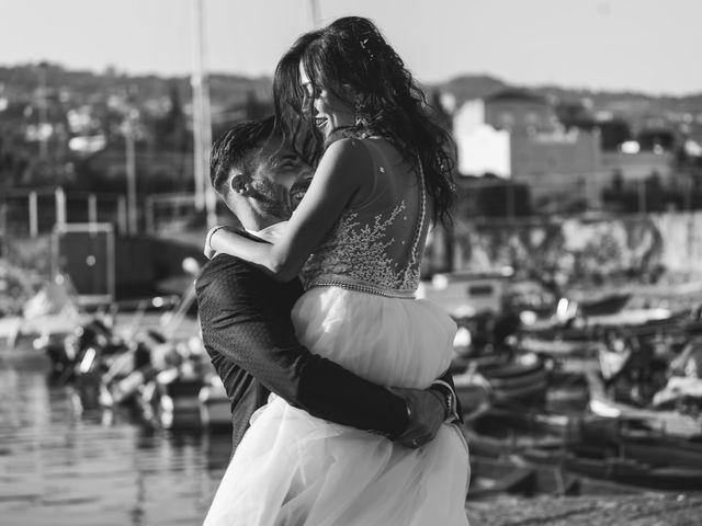 Il matrimonio di Giusy e Santo a Catania, Catania 57