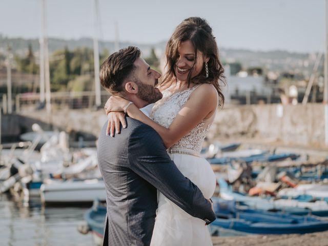 Il matrimonio di Giusy e Santo a Catania, Catania 58