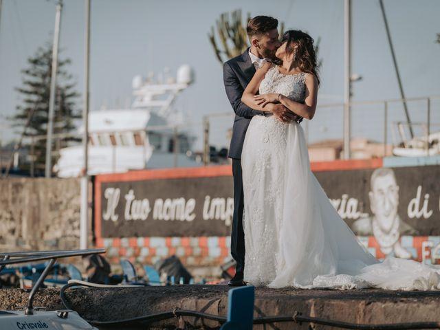 Il matrimonio di Giusy e Santo a Catania, Catania 59