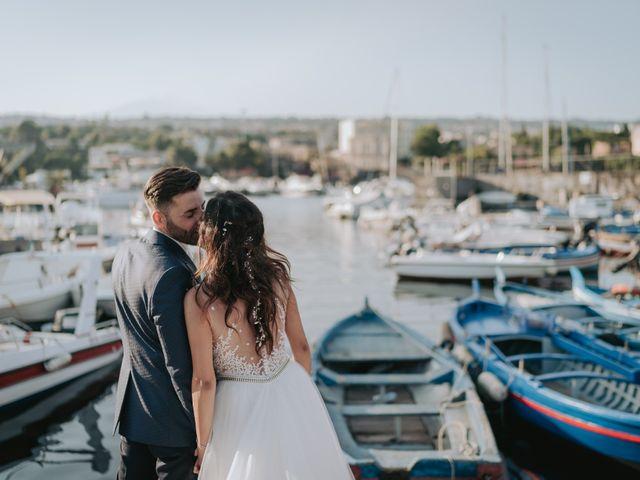 Il matrimonio di Giusy e Santo a Catania, Catania 64