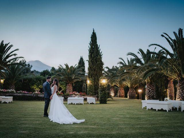 Il matrimonio di Giusy e Santo a Catania, Catania 70