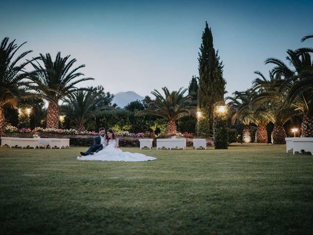 Il matrimonio di Giusy e Santo a Catania, Catania 71