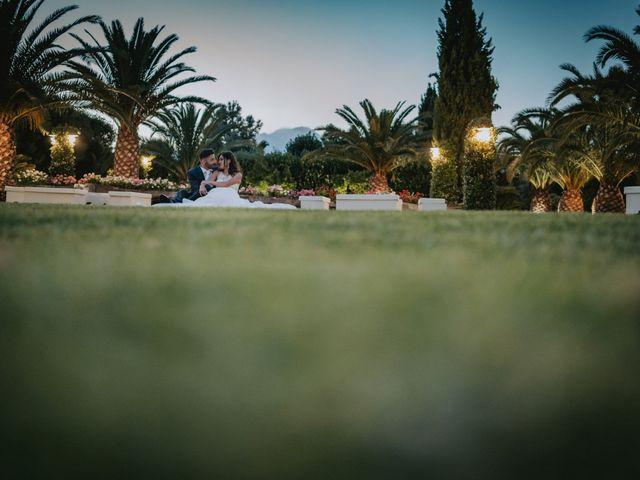 Il matrimonio di Giusy e Santo a Catania, Catania 72