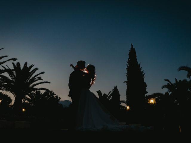 Il matrimonio di Giusy e Santo a Catania, Catania 75