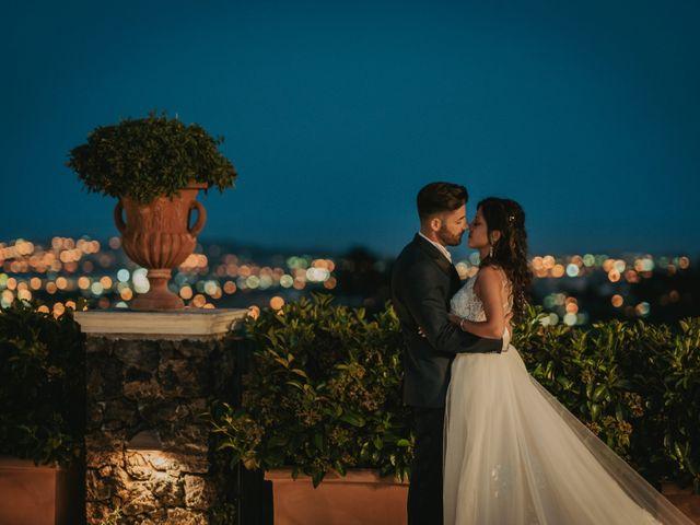 Il matrimonio di Giusy e Santo a Catania, Catania 76