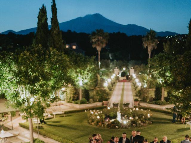 Il matrimonio di Giusy e Santo a Catania, Catania 78