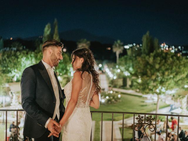 Il matrimonio di Giusy e Santo a Catania, Catania 79