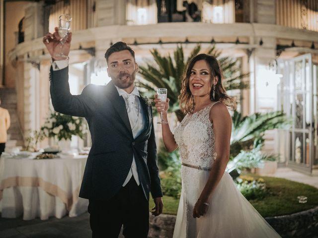 Il matrimonio di Giusy e Santo a Catania, Catania 80