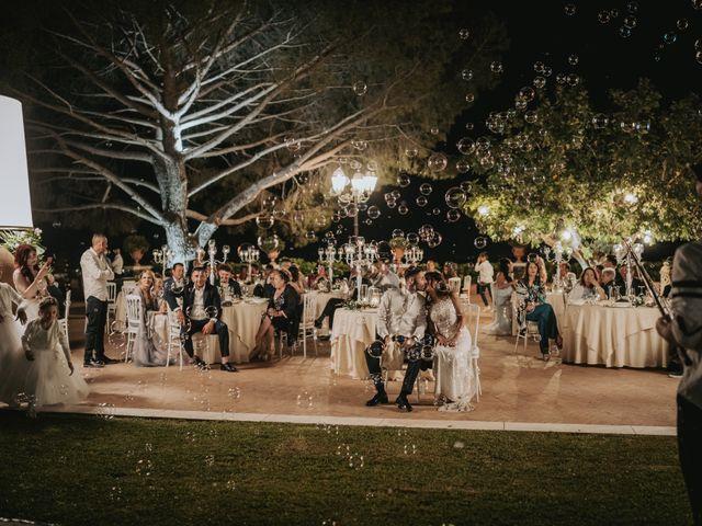 Il matrimonio di Giusy e Santo a Catania, Catania 81