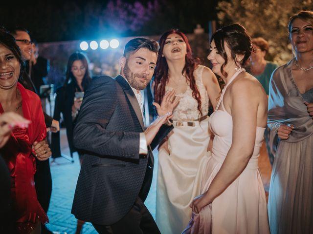 Il matrimonio di Giusy e Santo a Catania, Catania 90