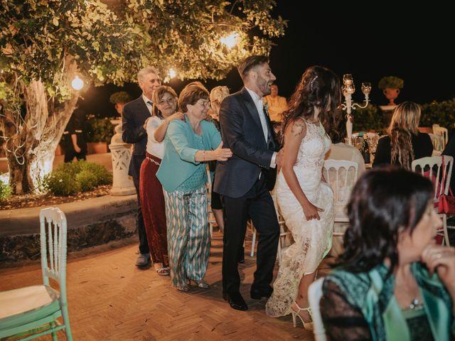 Il matrimonio di Giusy e Santo a Catania, Catania 95