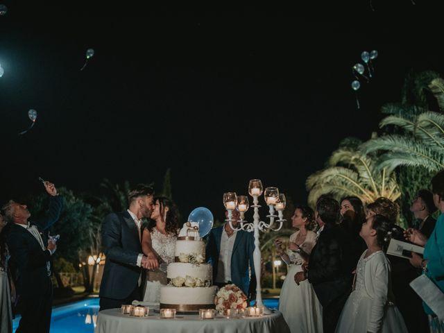 Il matrimonio di Giusy e Santo a Catania, Catania 106