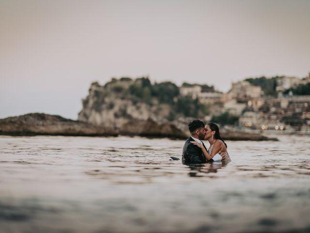 Il matrimonio di Giusy e Santo a Catania, Catania 109