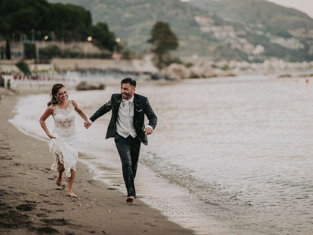 Il matrimonio di Giusy e Santo a Catania, Catania 111