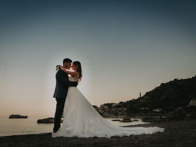 Il matrimonio di Giusy e Santo a Catania, Catania 115