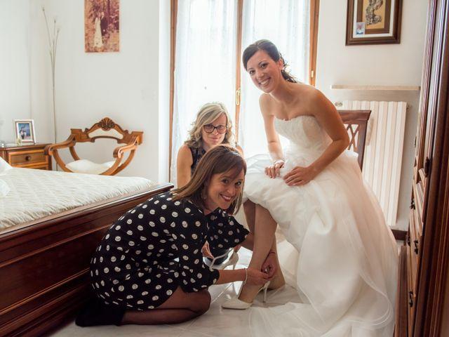 Il matrimonio di Fabio e Mara a Garda, Verona 11