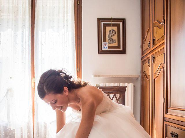 Il matrimonio di Fabio e Mara a Garda, Verona 13
