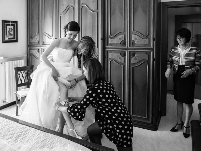 Il matrimonio di Fabio e Mara a Garda, Verona 16