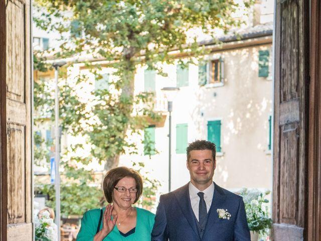 Il matrimonio di Fabio e Mara a Garda, Verona 22