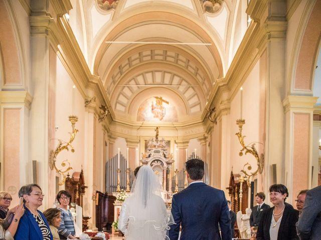 Il matrimonio di Fabio e Mara a Garda, Verona 25