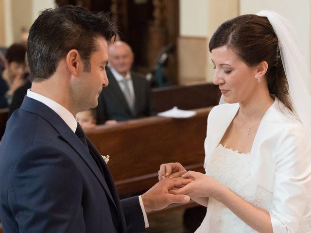 Il matrimonio di Fabio e Mara a Garda, Verona 31