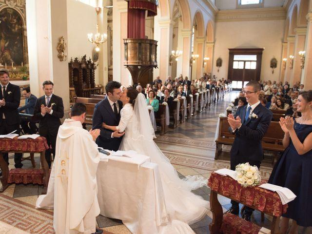 Il matrimonio di Fabio e Mara a Garda, Verona 32