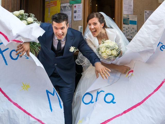 Il matrimonio di Fabio e Mara a Garda, Verona 36