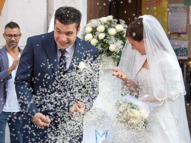 Il matrimonio di Fabio e Mara a Garda, Verona 37