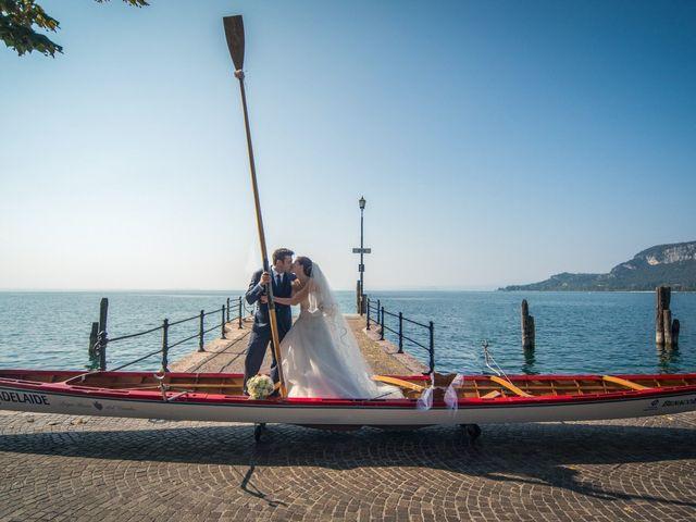 Il matrimonio di Fabio e Mara a Garda, Verona 38