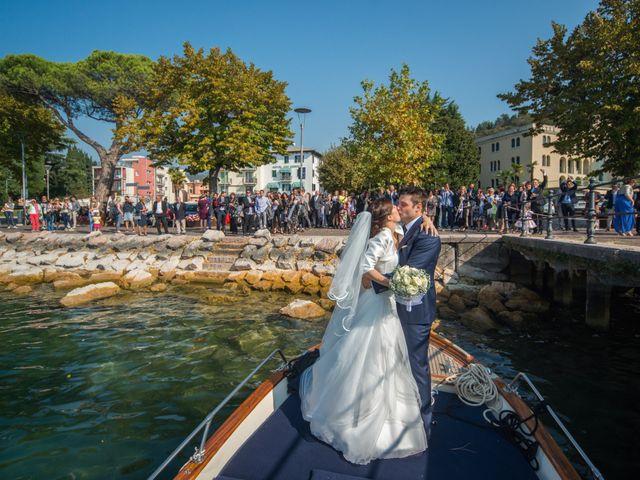 Il matrimonio di Fabio e Mara a Garda, Verona 39