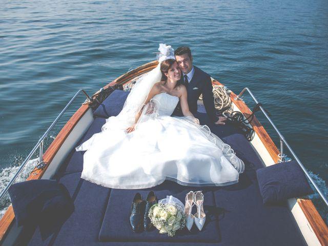 Il matrimonio di Fabio e Mara a Garda, Verona 40